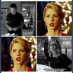 Arrow - Felicity Smoak #4.1 #4.9 #Olicity <3