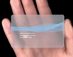 Wow! business card design