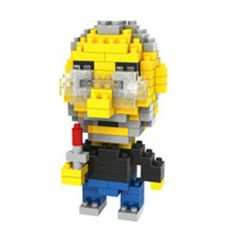 Twin Pack LOZ Diamond Block Toys 9333-Steve Jobs - New Arrivals- - TopBuy.com.au