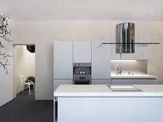 RoomReveal - Minimalist Kitchen by Barbara Kamińska