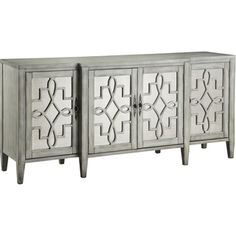 Simple Living Reflections Buffet/ Console | Overstock.com Shopping - The Best Deals on Buffets