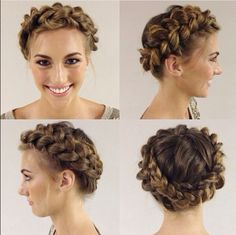 1000 ideas about wrap around braid on pinterest pancake