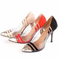 Zapatos y Sandalias Valdez Primavera Verano 2016