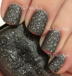 OPI Fall 2013 DS Shades: Pewter