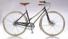 Shinola Bixby Bicycle - Detroit, Michigan
