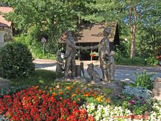 Schwarzwald/ Sasbachwalden Partnergemeinde Villié-Morgon Denkmal Germany Black Forest Sasbachwalden- Villié-Morgon Monument