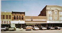 Clinton, IL 1980's