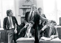 Monty Python....which one's Monty Python? :)