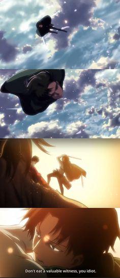 Levi, Shingeki no Kyojin, Attack on Titan