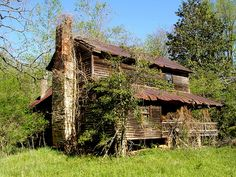 This Old House was a Stagecoach Stop by Robert Lz, via Flickr