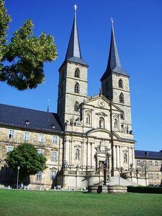 Kirche, st michael, Bamberg ,Germany