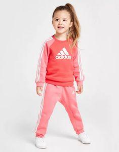 Adidas Performance Jeunes Enfants Bébé Costume ENF Ants Logo Jogger Bleu Gris