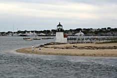 "mynameisntmediumcoffee:  "" Fisherman, at Brant Point lighthouse, Nantucket Massachusetts  """