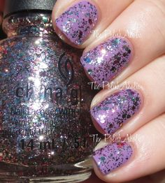 China Glaze Holiday 2014 Twinkle Collection Swatch
