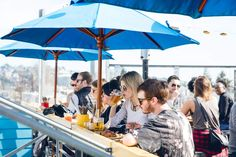 The Best Rooftop Bars in San Francisco - Summer Time!