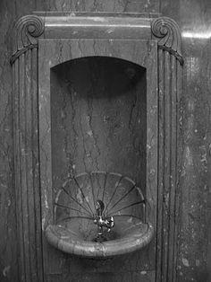 City Hall Art Deco Water Fountain Kansas City
