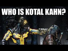 Mortal Kombat X: Ermac As Shao Kahn Vessel? - YouTube