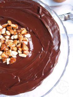 Pears, chocolate and saffron cake - Torta pere, cioccolato e zafferano