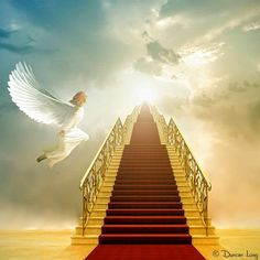 Stairway To Heaven Images & Pictures Heaven Images, Heaven Pictures, Jesus Pictures, Heaven Wallpaper, Art Visionnaire, Jesus E Maria, Jesus Christ Images, Heaven's Gate, Christian Post