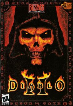 Diablo II is my favorite PC game. I'm not a gamer but I can sit and play this for hours!