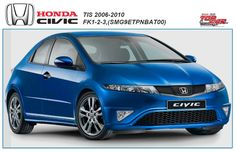 HONDA CIVIC FK 2006-2010 TIS REPAIR SERVICE MANUAL