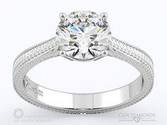 Antique Engagement & Wedding Ring Collection : Cape Diamonds