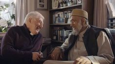 An Amazon ad shows a heartwarming story between an Imam & priest promoting interfaith frienships for 1st time!