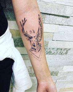 Resultado de imagem para tattoo harry potter
