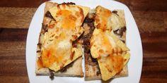 Her finder du en lidt alternativ opskrift på mexicanske brød med oksekød og nachos. Kan både spises som en let forret eller som hovedret.