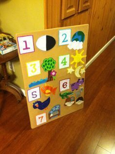 creation story activities for toddlers - Google Search