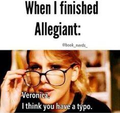 Divergent. Insurgent. Allegiant.
