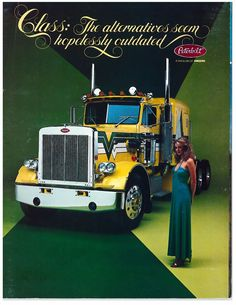 From the long needle-nose models of the '60s to the cabovers of the '70s and '80s, the 20-year reign of the iconic Model 379 and today's modern aerodynamic tractor stylings, Peterbilt tractors have…