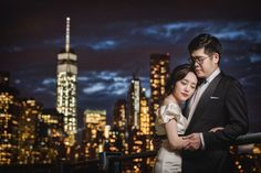 [prewedding] Manhattan   by pooldodo