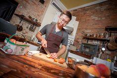 Chef  Jonathan Poon  of Chantecler
