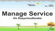 Add and Manage Services on easycloudbooks