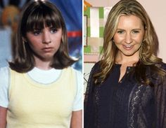 Beverley Mitchell played Lucy on 7th Heaven