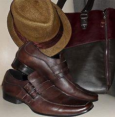 Kenneth Cole double-strap shoes, Nine West bag & Big-It-Up straw fedora   #menstyle #menswear #menscouture #mensfashion #instafashion #fashion #hautecouture #sartorial #sprezzatura #style #dapper #dapperstyle #pocketsquare