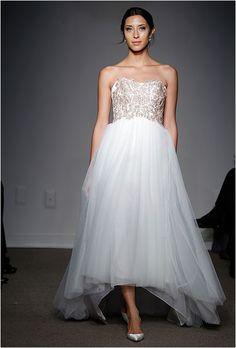111 Inspiration High Low Summer Wedding Dresses 2017