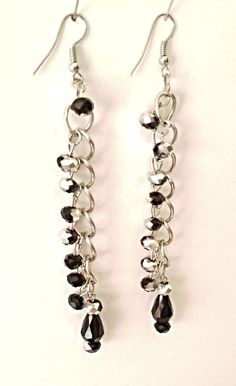 Young Hollywood Earrings #fashion #designer #jewelry #shopping www.gacjewels.com Now Available!