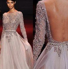 Gorgeous Ellie Saab dress