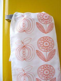 Jane Foster tea towel