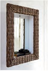Riviera Maison Rustic Rattan Shadow Mirror, Fall & Winter 2015