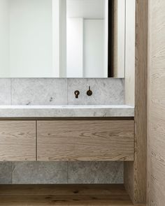 Here's a little glimpse of the Powder Room at our recently completed Point Nepean Residence photoshoot with Keep an eye for… Modern Bathroom, Master Bathroom, Minimal Bathroom, Home Decor Bedroom, Living Room Decor, Bathroom Interior Design, Interior Office, Modern Interior, Bathroom Inspiration