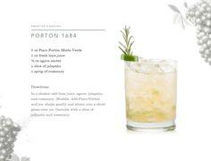 The Boldest Spirit | Pisco Portón | Mosto Verde Recipe PORTÓN 1684