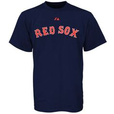 Boston Red Sox Youth Majestic Official Wordmark T-Shirt - Navy  http://allstarsportsfan.com/product/boston-red-sox-youth-majestic-official-wordmark-t-shirt-navy/  Officially Licensed by Major League Baseball Screen printed team graphics Manufactured by Majestic