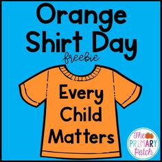 Orange Shirt Day is observed each September 30 to honour Residential School survivors, those who did not survive, and their descendants. It is an opportunity for First Nations, schools and communities across Canada and beyond, to come together Back To School Activities, Teaching Activities, Teaching Writing, Classroom Activities, Classroom Setup, Teaching Ideas, School Ideas, Aboriginal Education, Indigenous Education