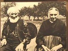 Mennonites of St. Jacobs, Ontario, Canada