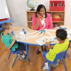 WhisperPhone® Select is a team-based, direct-to-ear product designed to allow a teacher to monitor and model word pronunciation during guided reading activities!