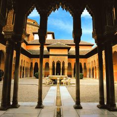 Alhambra (Granada), by @spainincolombia