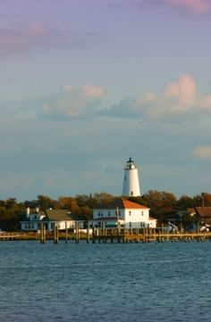 The picturesque Ocracoke Lighthouse is the second oldest operating lighthouse in the United States with a history that reaches back to 1823.